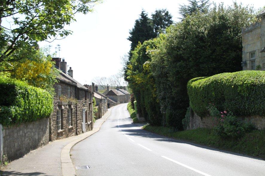 Main Street Down